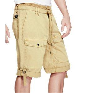 Guess Axel Flight Men's Shorts Large